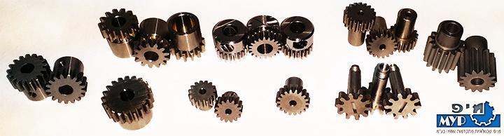 external spur gears