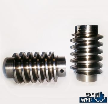 Custom worm screw